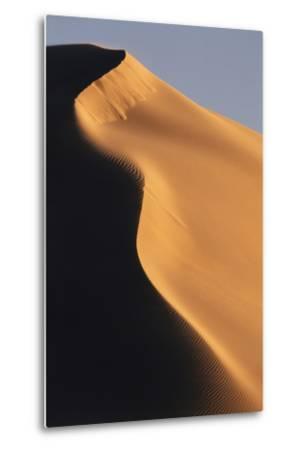 South Africa, De Hoop Nature Reserve, Sand Dunes Against Sky-Paul Souders-Metal Print