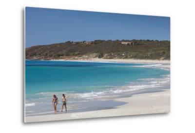 Southwest Australia, Cape Naturaliste, Bunker Bay-Walter Bibikow-Metal Print