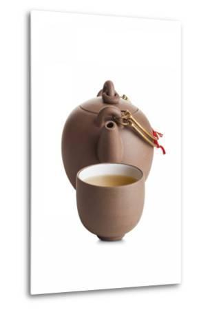 Tea-Fabio Petroni-Metal Print