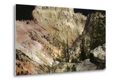 The Grand Canyon of the Yellowstone-Marc Moritsch-Metal Print