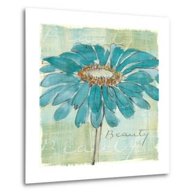 Spa Daisies I-Chris Paschke-Metal Print
