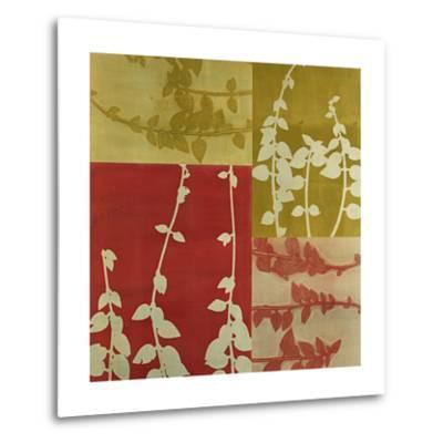Vines 15-Mary Margaret Briggs-Metal Print