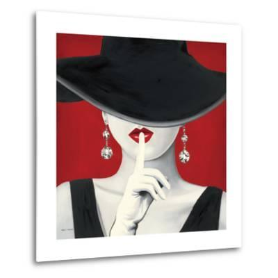 Haute Chapeau Rouge I-Marco Fabiano-Metal Print