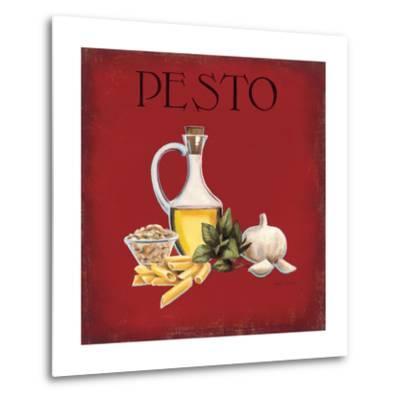 Italian Cuisine II-Marco Fabiano-Metal Print