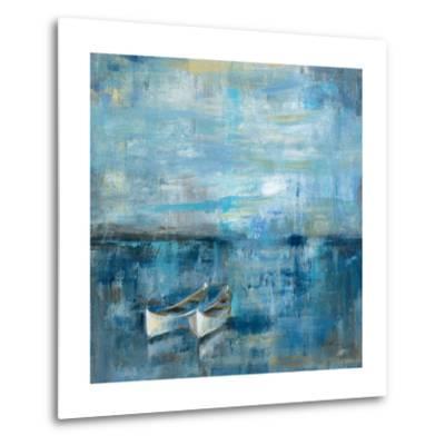 Two Boats-Silvia Vassileva-Metal Print