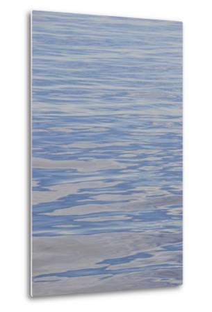 Reflections in Sea Water-DLILLC-Metal Print