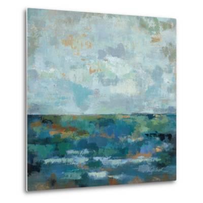 Seascape Sketches II-Silvia Vassileva-Metal Print