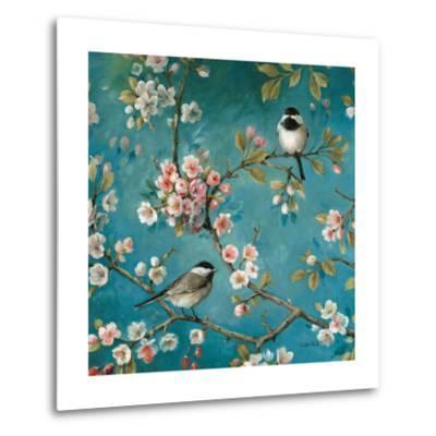 Blossom I-Lisa Audit-Metal Print