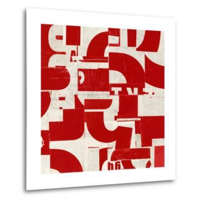 Methodical-JB Hall-Metal Print