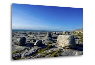 Black Head in the Burren, a Karst Formation in County Clare, Ireland-Chris Hill-Metal Print
