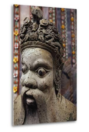 Sculpture at the Grand Palace-Macduff Everton-Metal Print