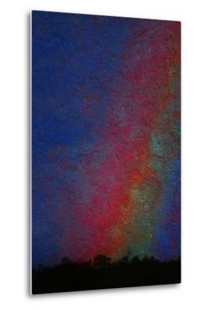 Rainbow-Andr? Burian-Metal Print