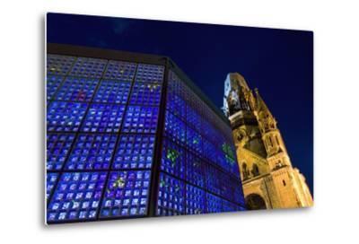 Kaiser Wilhelm Memorial Church-Design Pics Inc-Metal Print