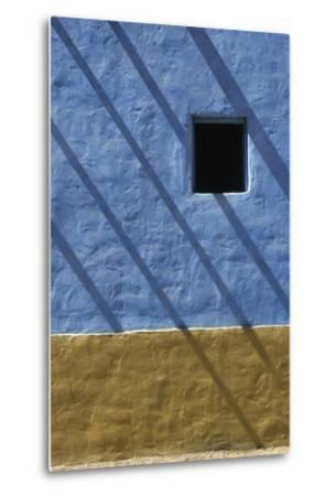 Shadow on Traditional Architecture-Design Pics Inc-Metal Print