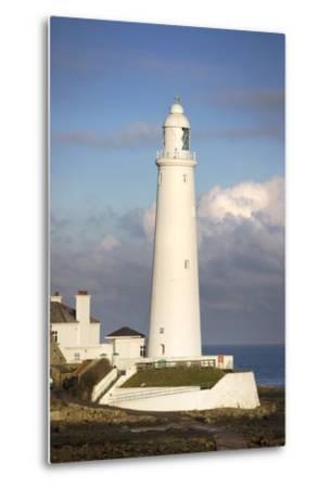 Lighthouse-Design Pics Inc-Metal Print