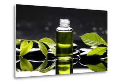 Aromatherapy-crystalfoto-Metal Print