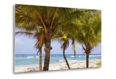 Long Bay, East Coast, Portland Parish, Jamaica, West Indies, Caribbean, Central America-Doug Pearson-Metal Print