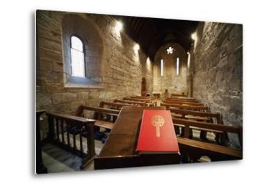 Sanctuary; Northumberland, England-Design Pics Inc-Metal Print