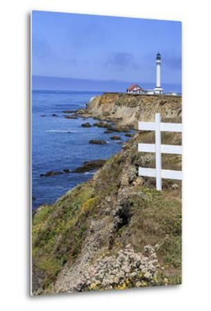 Point Arena Lighthouse, California, United States of America, North America-Richard Cummins-Metal Print