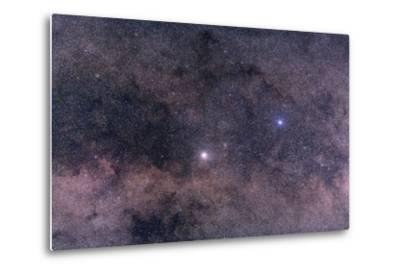 Alpha and Beta Centauri in the Southern Constellation of Centaurus--Metal Print