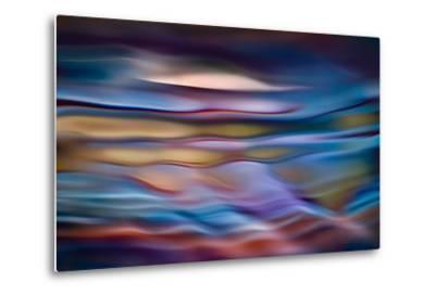 Soft Waves-Ursula Abresch-Metal Print