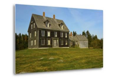 Olson House, Cushing, Maine, USA-Michel Hersen-Metal Print