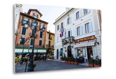 Stresa, Lake Maggiore, Piedmont, Italy, Europe-Yadid Levy-Metal Print