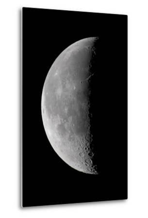 23 Day Old Waning Moon--Metal Print