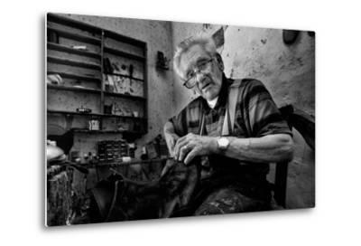 Shoe Repair No. 1-Antonio Grambone-Metal Print