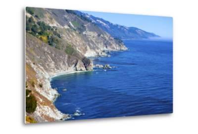 Big Sur Coast, California-robert cicchetti-Metal Print