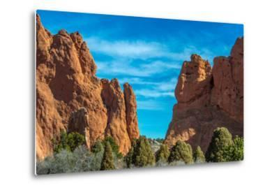 Garden of the Gods-brm1949-Metal Print