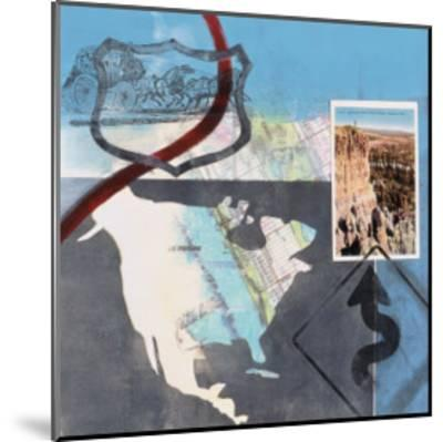 Great American Road Trip II-Connie Tunick-Mounted Art Print