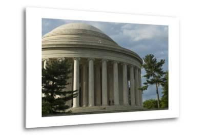 The Jefferson Memorial in Washington, Dc-Joel Sartore-Metal Print