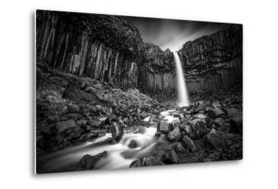 The Great Svartifoss-Janne Kahila-Metal Print