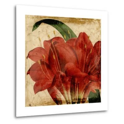 Vibrant Floral VIII-Vision Studio-Metal Print
