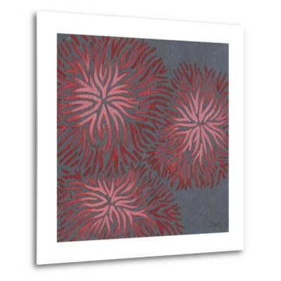 2-Up Dianthus I-Renee W^ Stramel-Metal Print