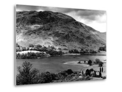 Lake District - Ullswater 19 June 1961-Staff-Metal Print