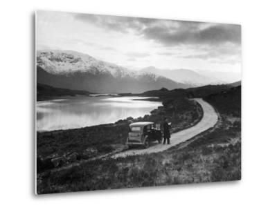 Lost in Iverness 1936-Staff-Metal Print