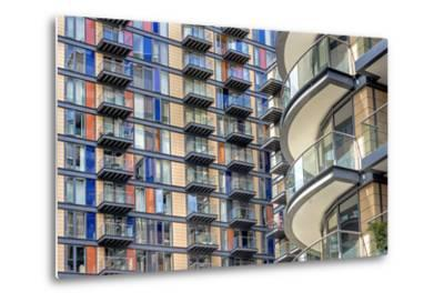 Where Styles Collide-Adrian Campfield-Metal Print