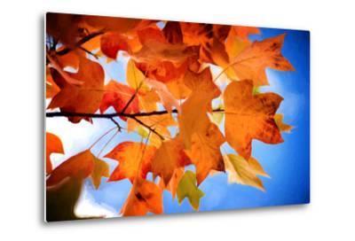 Celebrate Autumn-Philippe Sainte-Laudy-Metal Print