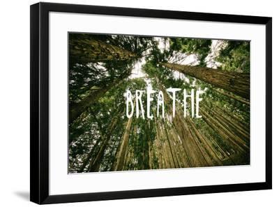 Breathe--Framed Poster