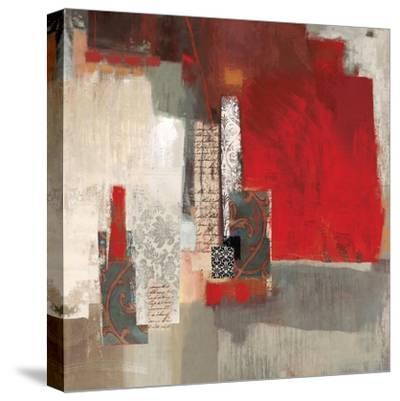 Crimson Tide-Sloane Addison ?-Stretched Canvas Print