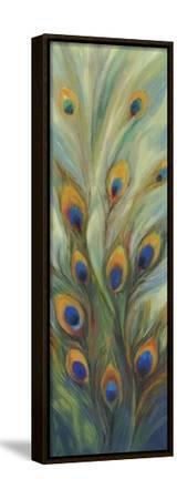 Peacock Tale-Sloane Addison ?-Framed Stretched Canvas Print