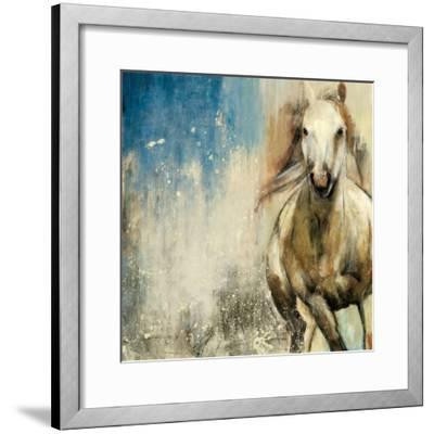 Horses I-Andrew Michaels-Framed Art Print