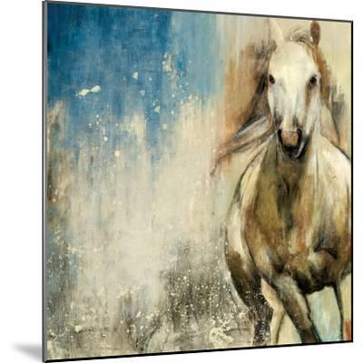 Horses I-Andrew Michaels-Mounted Art Print