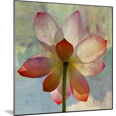 Lovely Lily II-Anna Polanski-Mounted Art Print
