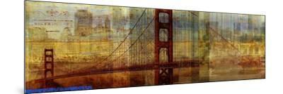 Sunset Bridge-Sloane Addison ?-Mounted Art Print