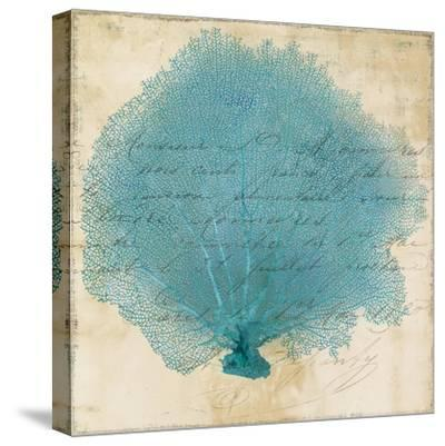 Blue Coral IV-Anna Polanski-Stretched Canvas Print