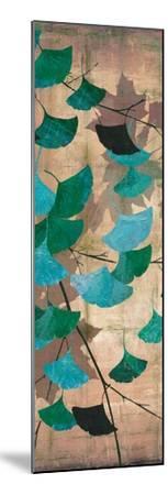 Azure Branch I-Andrew Michaels-Mounted Art Print