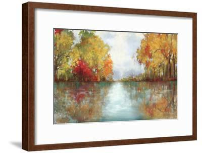 Forest Reflection Art Print By Andrew Michaels Art Com